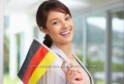 Немецкий язык для учебы, выезжающих на ПМЖ, для работы