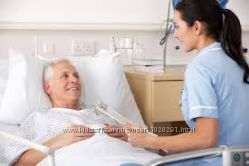 Медсестра-сиделка, большой опыт работы в семьях