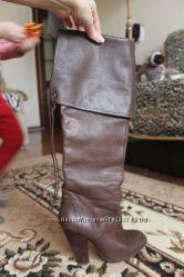 Супер-модные сапожки Zara