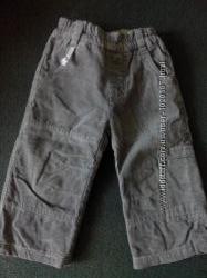 Вельветовые брючки штаны Besta Plus