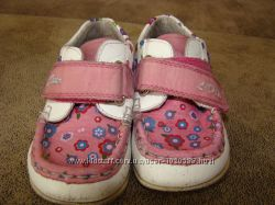 Туфельки детские на девочку