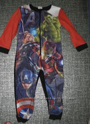 marvel кигуруми человечек пижама для мальчика