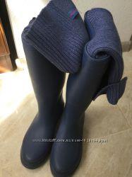 Продам женские резиновые сапоги