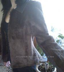 Italy. Шубка-куртка. Натуральный мех