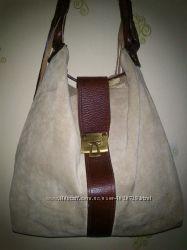1d886c9d0dd8 Isabel Jeanes Большая сумка-мешок, замш-кожа, 355 грн. Женские сумки ...