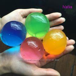 огромные шарики гидрогеля 50шт