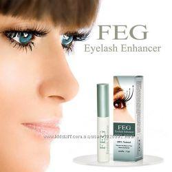 Feg Eyelash Enhancer, 3 млр. -натур средство для усиленного роста Оригинал