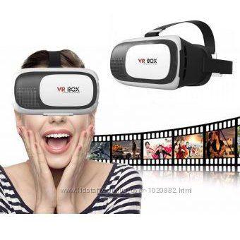 3D очки виртуальной реальности VR BOX Акция