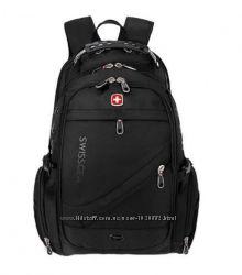 410fe89a Фирменый швейцарский рюкзак Wenger SwissGear. Качественный городской рюкзак