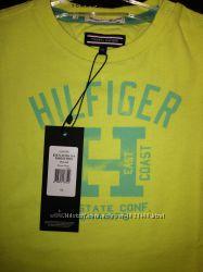 TOMMY HILFIGER футболка 92р 1, 5-2 года. Оригинал из Германии.