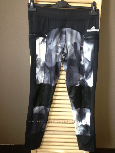 Леггинсы лосины штаны для спорта Adidas by Stella McCartney р. М.