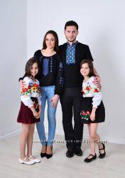 СП модной одежды в этно стиле от ТМ Галичанка