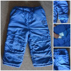 Детские зимние штанишки на мальчика от Gloria Jeans