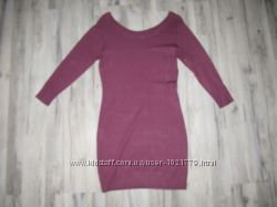 платье Janкer в цвете слива