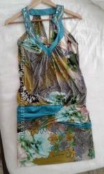 Эффектное мини платье от Seam