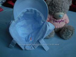 Кепка, панамка Zara на 6-9 месяцев, на объем головы 43-45см.