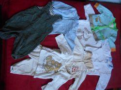 0-2м. кофта кофточка. штаны, 8 вещей