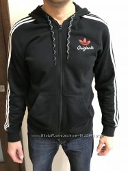 ADIDAS ORIGINALS, спортивная кофта на молнии, олимпийка, худи. Оригинал.