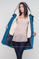 Куртка 56 размер с жилетом под овчинку