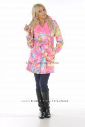 Модный цветной плащик 44 размер Наличие