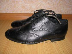 Office London туфли броги оксфорды кожаные 44 р по ст 28. 5 см супер состоян