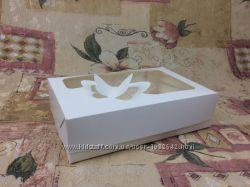 Коробка для эклеров, зефира