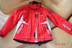 дубленка  состояние новой, термо куртку зимнюю NORTHLAND 38 р. большемерит