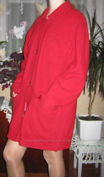 Шерстяное пальто alexon, оверсайз