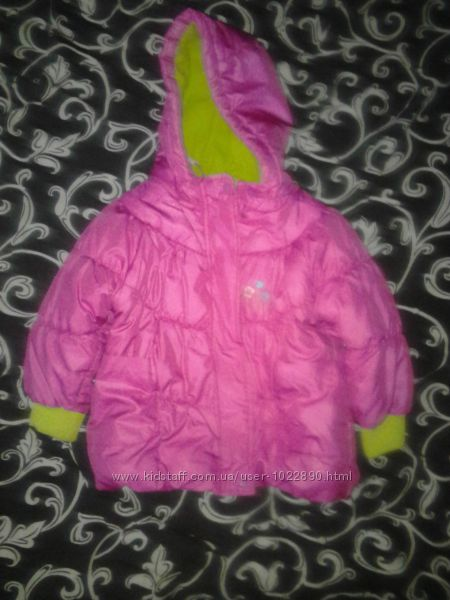 Курточка  для девочки AIMICO