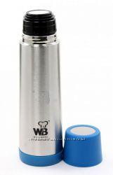 Компактный термос WELLBERG, объем 500 мл.  WB-9401