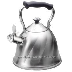 Чайник со свистком MAESTRO 2, 5 л. новинка MR-1305