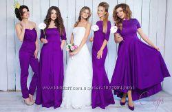 Платья для подружек невесты для торжеств, фотосессий