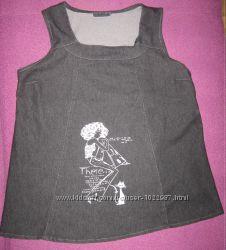 Стильный костюм для беременных