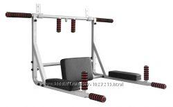 Турник-брусья настенный 5-в-1 Атлет до 200 кг