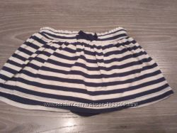 Продам полосатую юбку Baby Gap, 6-12 месяцев
