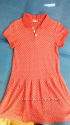 Платье-поло на рост 155-160