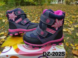 Качестенные зимние термо ботинки для девочек Том. м 27 -32 рр