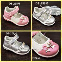 Детские профилактические туфельки для девочки