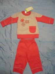 Мальчуковые костюмы Бемби 74 и 80 размера Cуперкачество