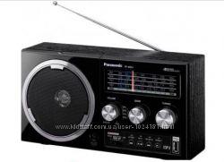 Радиоприемник Panasonic RF-800UEE1-K, со склада, есть опт, 066 4481213