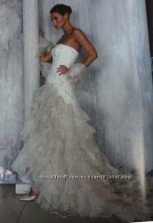 свадебное платье 44-46 р.