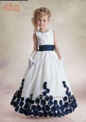 Нарядное платье для девочки все размеры