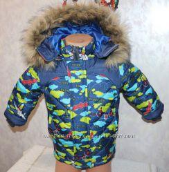 Зимний комбинезон куртка 26, 28, 30, 32 размер