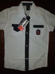 Рубашка на мальчика 3-4 года Турция
