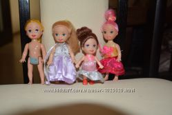 Кукла дочка Барби малышка Келли Шелли одним лотом