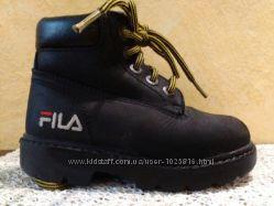 деми ботинки Fila 16 см стелька стан хороший