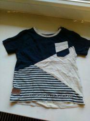 футболка Rebel на 2-3 роки дл-35, 5 ш-27, 5 стан хороший
