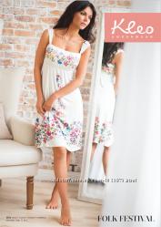 Комплект и платье FOLK FESTIVAL из коллекции KLEO Morning of Beauty 2017