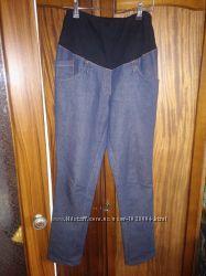 Легкие хлопковые брюки, штаны для беременных