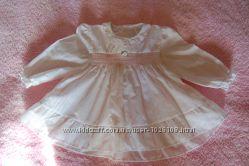 Красивое платье для девочки ADAMS 3 мес